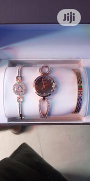 Gucci Female Silver Wristwatch & Bracelets   Jewelry for sale in Lagos State, Surulere