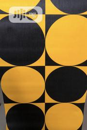 """""""Black~N~Yellow"""" (Wallpapers by Liv Interiors) 