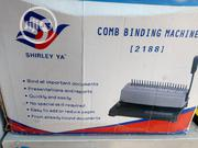 Shirley Comb Binding Machine | Stationery for sale in Lagos State, Ikeja