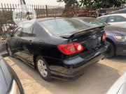 Toyota Corolla 2005 S Black | Cars for sale in Lagos State, Magodo