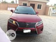 Lexus RX 2011 350 Red | Cars for sale in Edo State, Benin City