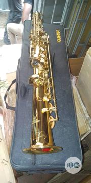 Yamaha Soprano Sax Gold | Musical Instruments & Gear for sale in Lagos State, Oshodi-Isolo