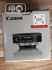 CANON Efs 24mm Lens | Accessories & Supplies for Electronics for sale in Lagos State, Lagos Island