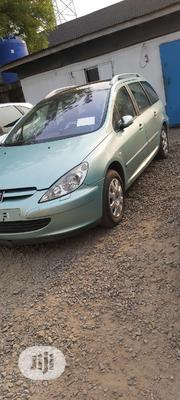 Peugeot 307 2002 Green | Cars for sale in Lagos State, Ikeja