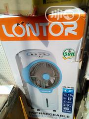 LONTOR Rechargable Water Cooling Fan | Home Appliances for sale in Lagos State, Ojo