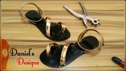 Gold Sandals | Shoes for sale in Edo State, Benin City