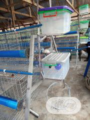 Galvanized Layers Cages | Farm Machinery & Equipment for sale in Delta State, Warri