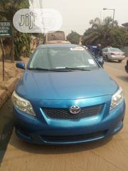 Toyota Corolla 2010 Blue | Cars for sale in Lagos State, Mushin