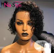 Pixie Cut Curly Lace Wig | Hair Beauty for sale in Oyo State, Akinyele