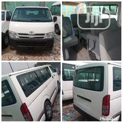 Toyota Hummer1 Bus 2011 White | Buses & Microbuses for sale in Lagos State