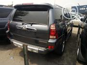 Toyota 4-Runner Limited 4x4 V6 2007 Gray | Cars for sale in Lagos State, Apapa