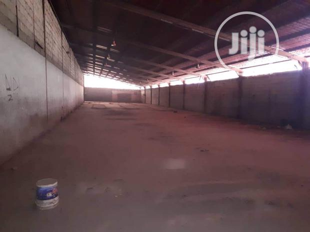Archive: Warehouse for Lease at Ikeja