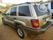 Jeep Cherokee 2003 Gold | Cars for sale in Abuja (FCT) State, Central Business District