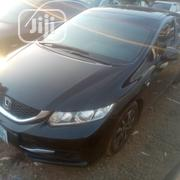 Honda Civic 2014 Black | Cars for sale in Abuja (FCT) State, Central Business District