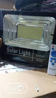 200w All In One Solar Flood Light Is Available Now | Solar Energy for sale in Lagos State, Ojo