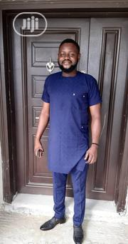 A Royal Blue Kaftan | Clothing for sale in Lagos State, Ajah
