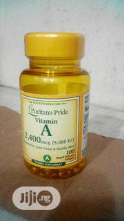 Puritan Pride Vitamin A | Vitamins & Supplements for sale in Lagos State, Ikotun/Igando