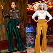 Velvet Pant Trousers   Clothing for sale in Lagos State, Lagos Mainland