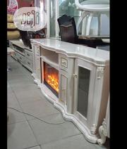 Original Fireplace TV Stand | Furniture for sale in Rivers State, Port-Harcourt
