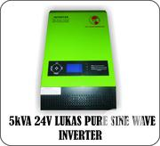 5kva/24v Lukas Pure Sine Wave Inverter | Solar Energy for sale in Lagos State, Ojo