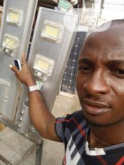 Original 100w 2COB And 150w COB Solar Street Light, 2000pcs Available | Solar Energy for sale in Lagos State, Magodo