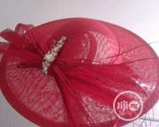 Red Fascinator | Clothing Accessories for sale in Lagos State, Surulere