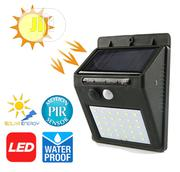 30 LED Lamp Wireless And Waterproof Solar Wall Lamp | Security & Surveillance for sale in Lagos State, Ikeja