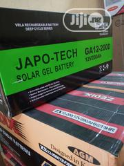 Original 200ah Solar Batteries Much Available for Sales | Solar Energy for sale in Lagos State, Magodo