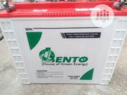 High Quality 12v 220ah Lento Tubular Battery Made In India | Electrical Equipment for sale in Lagos State, Ojo