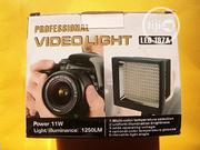 Professional Video Light Led-187a | Accessories & Supplies for Electronics for sale in Lagos State, Lagos Island