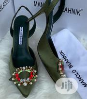 Top Quality Manolo Blahnik Designer Ladies Heels | Shoes for sale in Lagos State, Magodo