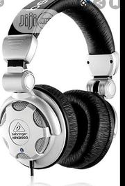 Behringer Headphones HPX2000 | Headphones for sale in Lagos State, Oshodi-Isolo