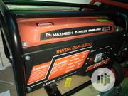 3.Kva Maxmech Generator 100% Coppa Mannual | Electrical Equipment for sale in Lagos State, Lekki Phase 1