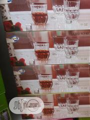 Glass Cup By 3 Pieces | Kitchen & Dining for sale in Lagos State, Lagos Island