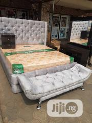 6x6 Upholstery Bed | Furniture for sale in Lagos State, Ojo