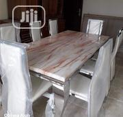 High Quality Executive Marble Dining Table By-6 | Furniture for sale in Lagos State, Ibeju