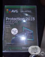Avg Internet Security Anti Virus 2018 Unlimited User | Software for sale in Lagos State, Ikeja