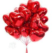 18' Red Foil Balloon With FREE Balloon String - 10 Pieces   Party, Catering & Event Services for sale in Lagos State, Ikeja