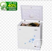Haier Thermocool Freezer HTF126HBW | Kitchen Appliances for sale in Lagos State, Ikorodu