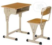Adjustable Single Reading Desk And Chair   Furniture for sale in Lagos State, Ajah