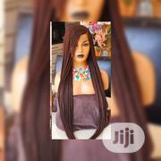 Realistic, Glueless, Braided Wig. | Hair Beauty for sale in Abuja (FCT) State, Asokoro
