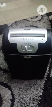 Promax Rexel Paper Shredder | Stationery for sale in Abuja (FCT) State, Gwarinpa