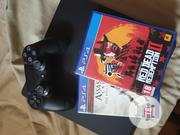 Ps4 With One Pad And Two Games | Video Games for sale in Oyo State, Egbeda