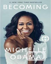 Becoming Hard Cover By Michelle Obama | Books & Games for sale in Lagos State, Oshodi-Isolo
