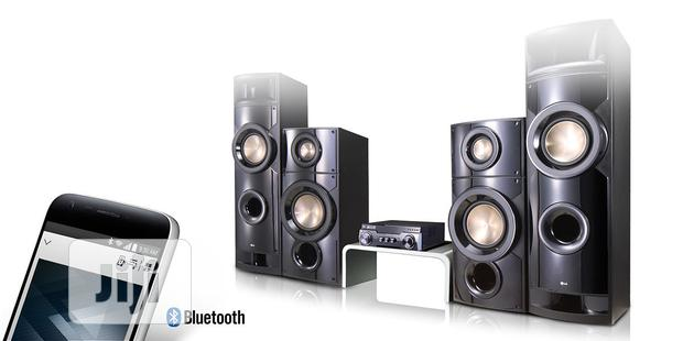 LG Xboom Home Theater