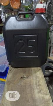 25litre Black Jerry Can Keg | Manufacturing Materials & Tools for sale in Lagos State, Surulere