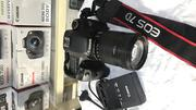 Canon EOS DSLR Camera 7D Pro | Photo & Video Cameras for sale in Lagos State, Ikeja