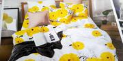 Nice 6 By 6 Duvet With Bedsheet And 4 Pillow Cases | Home Accessories for sale in Lagos State, Ajah