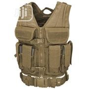 Tactical US Jacket Brown Camor Color | Safety Equipment for sale in Lagos State, Ikeja