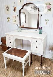 Antique Dressing Table Set | Furniture for sale in Lagos State, Ipaja